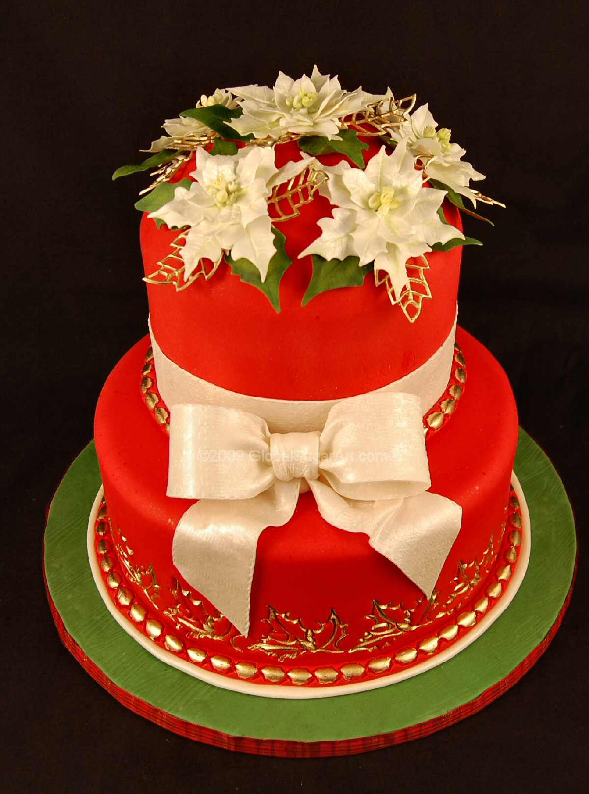 Picture Of Christmas Cakes  Christmas cakes BE A LEADER