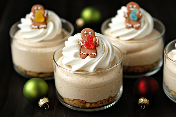 Pictures Of Christmas Desserts  Mini Christmas Desserts Holiday Dessert Recipes