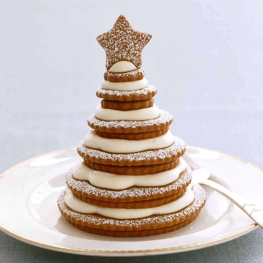 Pictures Of Christmas Desserts  Christmas Dessert Recipes