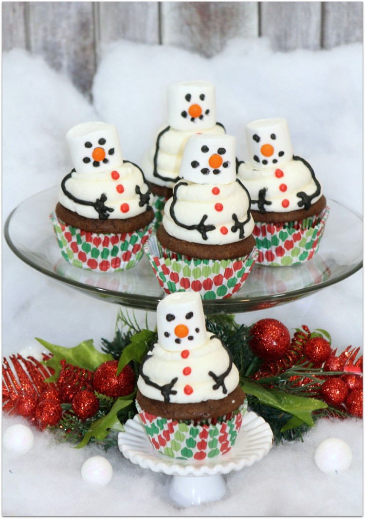 Pictures Of Christmas Desserts  Festive Christmas Desserts Oh My Creative