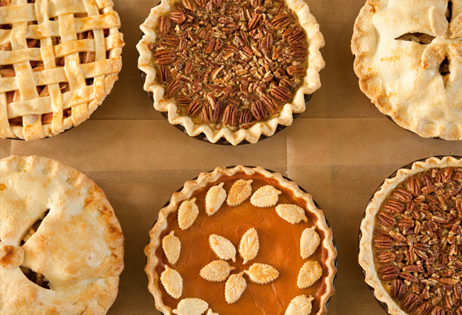 Pies To Make For Thanksgiving  Pick the Best Thanksgiving Pie with WebKite WebKite