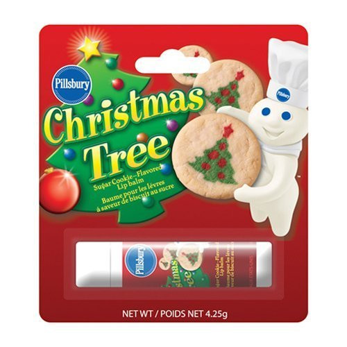 Pillsbury Christmas Sugar Cookies  Amazon Pillsbury Lip Balm Sugar Cookies Flavor