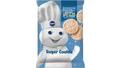 Pillsbury Sugar Cookies Christmas  Pillsbury™ Ready to Bake ™ Sugar Cookies Pillsbury
