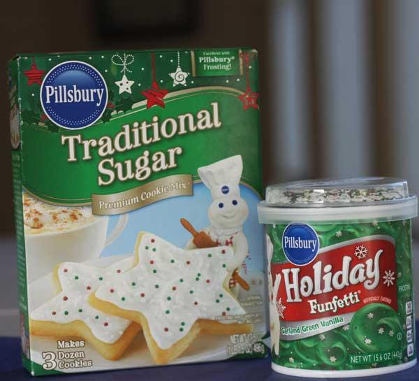 Pillsbury Sugar Cookies Christmas  Christmas Tree Brownies and Cookies on Sticks More