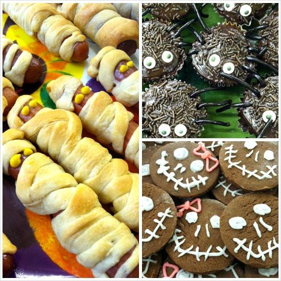 Pinterest Halloween Desserts  Halloween desserts Recipes