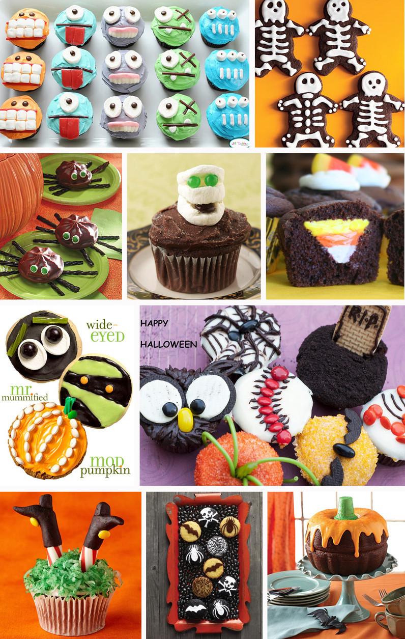 Pinterest Halloween Desserts  Last minute Halloween ideas