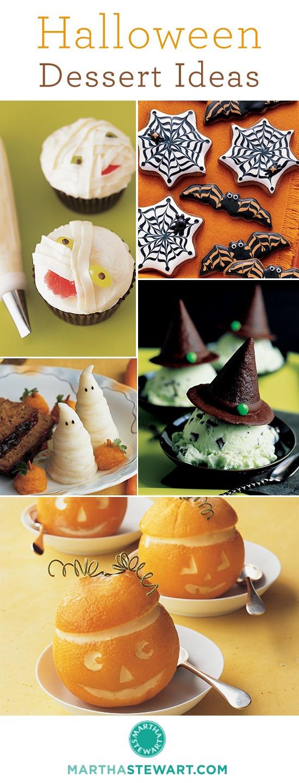 Pinterest Halloween Desserts  Creative Halloween Dessert Ideas Halloween