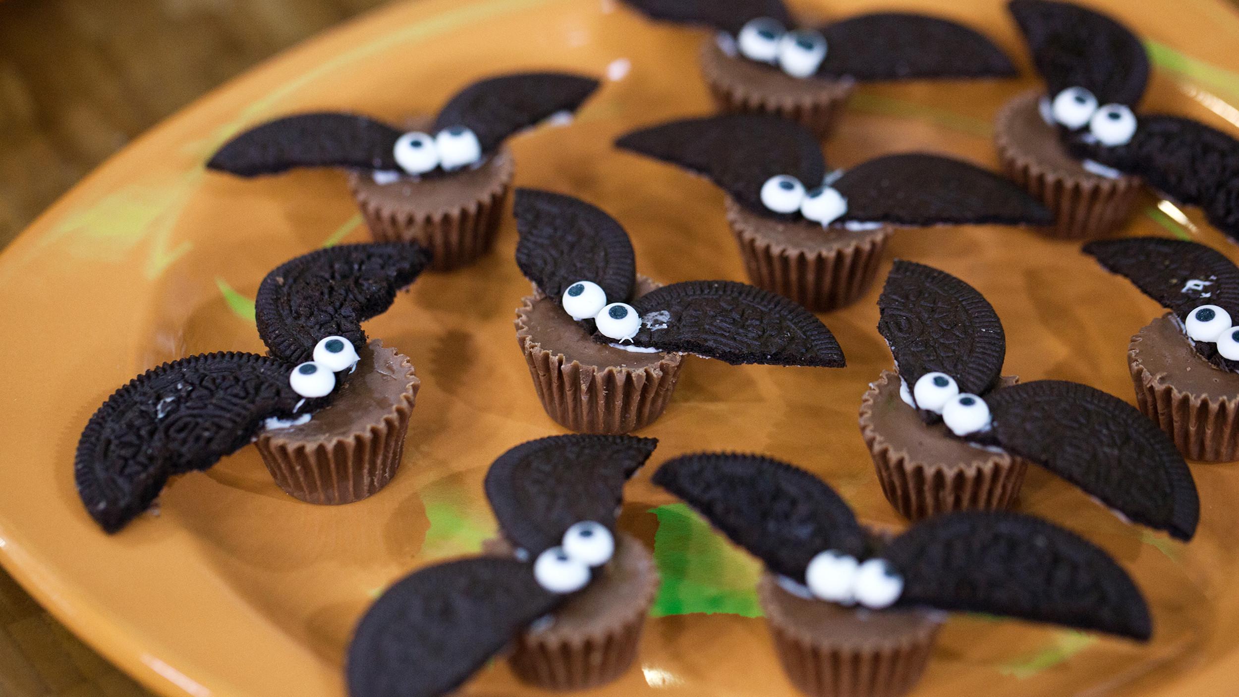 Pinterest Halloween Desserts  5 DIY Pinterest inspired Halloween treats TODAY