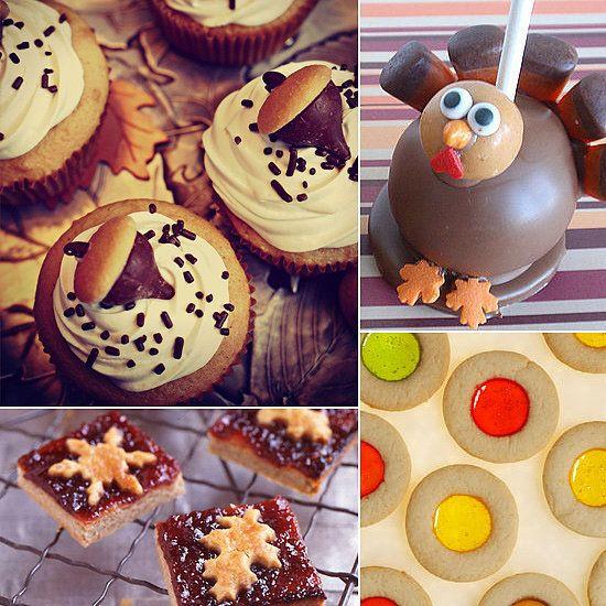 Pinterest Thanksgiving Desserts  Thanksgiving Desserts For Kids