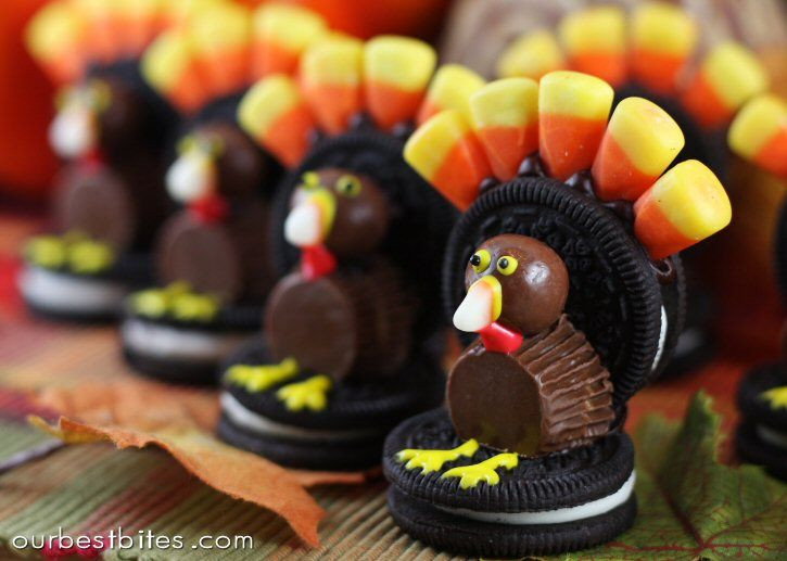Pinterest Thanksgiving Desserts  Creative Thanksgiving Desserts Popular Parenting