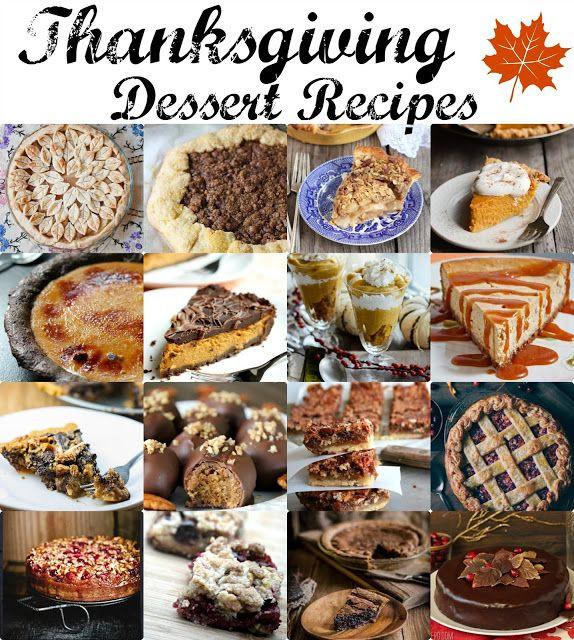 Pinterest Thanksgiving Desserts  Best of pinterest Thanksgiving desserts