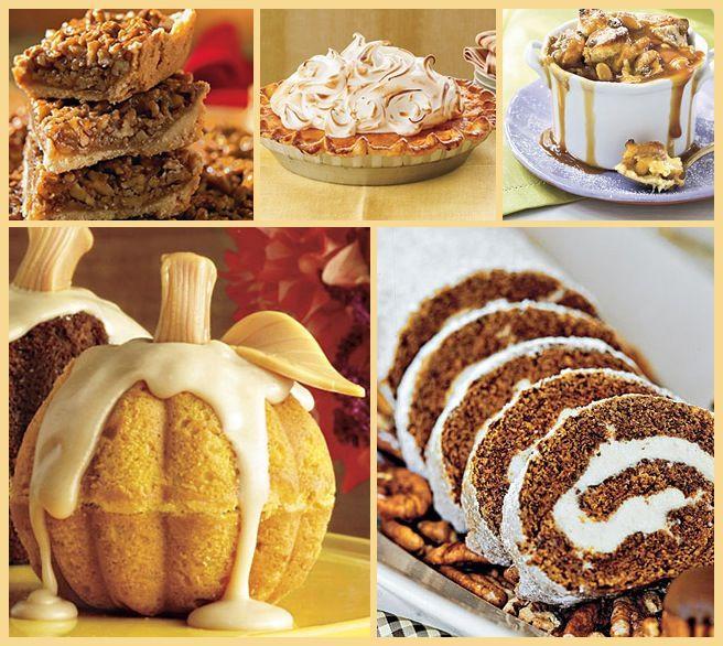 Pinterest Thanksgiving Desserts  Thanksgiving desserts Thanksgiving ♥