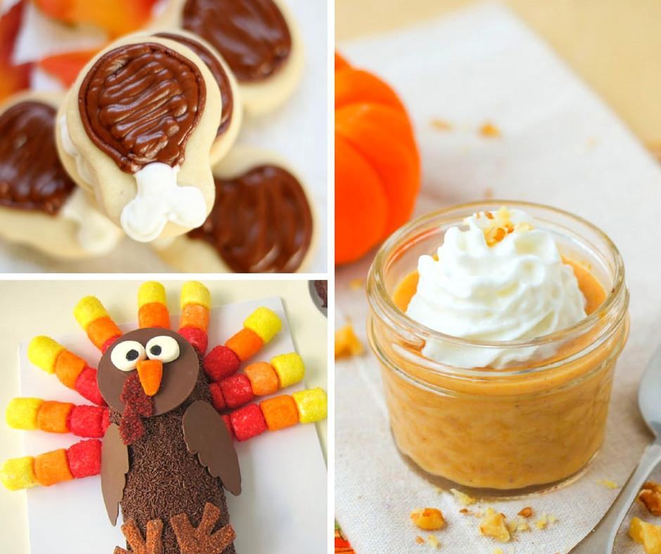 Pinterest Thanksgiving Desserts  Remodelaholic
