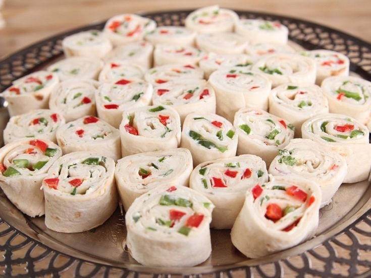 Pioneer Woman Christmas Appetizers  Holiday Roll Ups