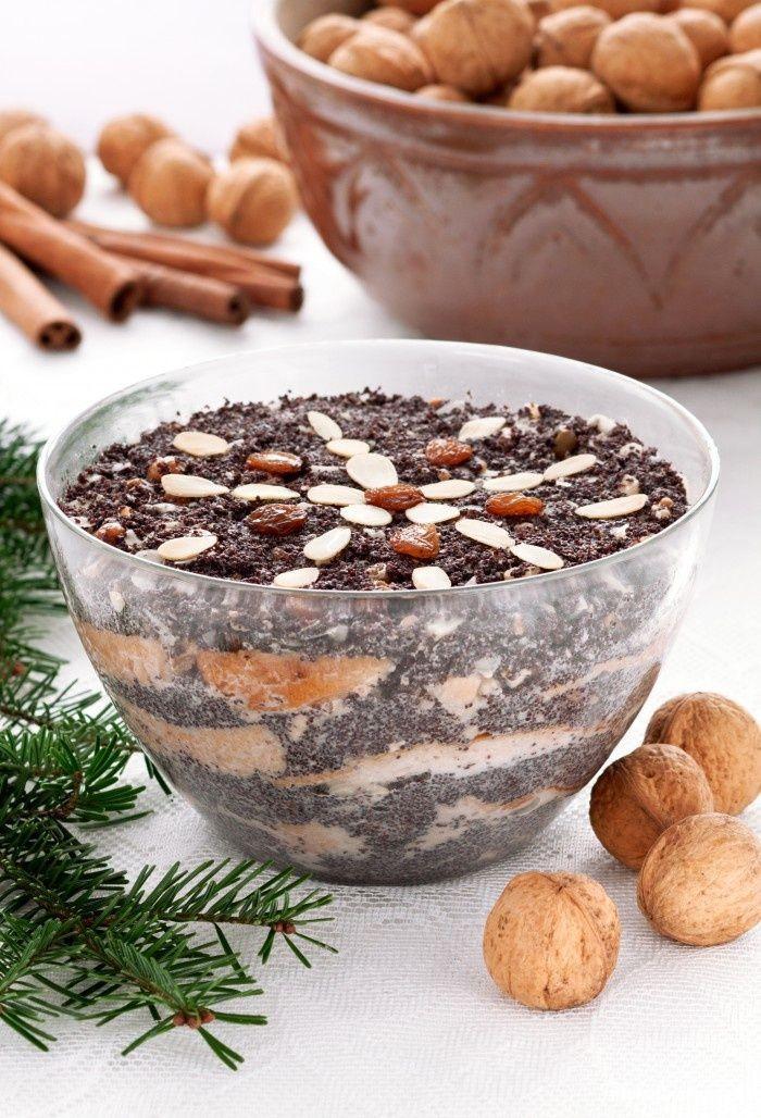Polish Christmas Desserts  makowki polish poppy seeds dessert