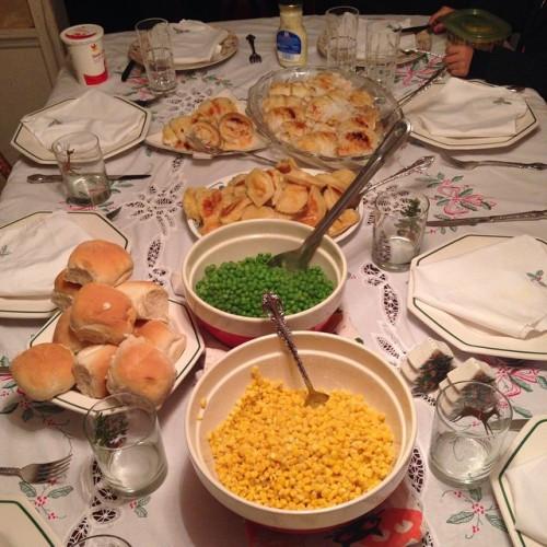 Polish Christmas Eve Dinner  polish christmas eve dinner