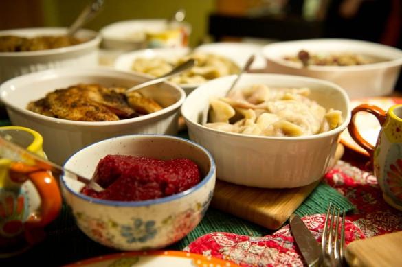 Polish Christmas Eve Dinner  Polish Christmas Eve It Must Be Midnight