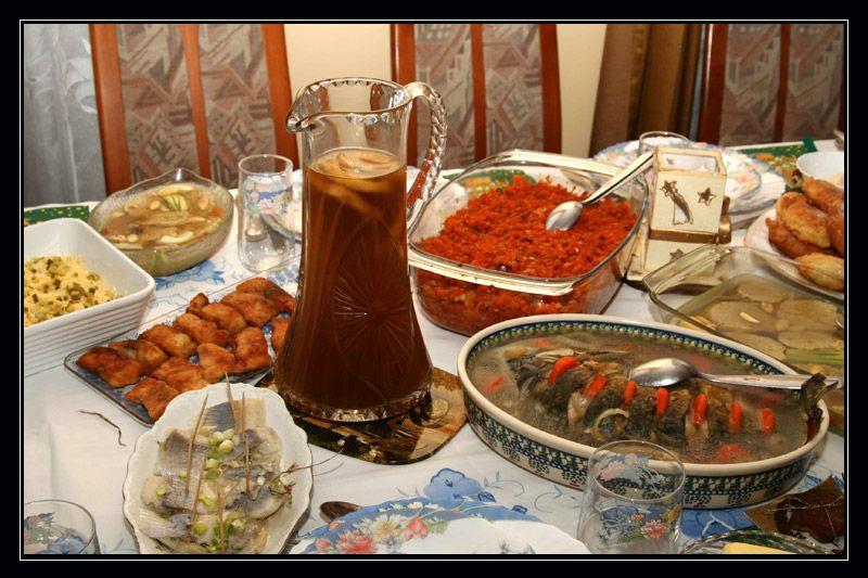 Polish Christmas Eve Dinner  Polish Christmas Eve Wigilia