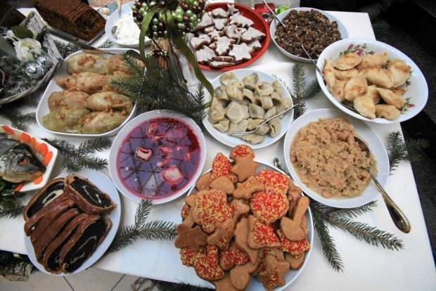 Polish Christmas Eve Dinner  What to prepare for the Polish Christmas Eve Wigilia