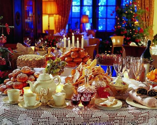 Polish Christmas Eve Dinner  Have a wonderful Polish Christmas meal From PolskaFoods
