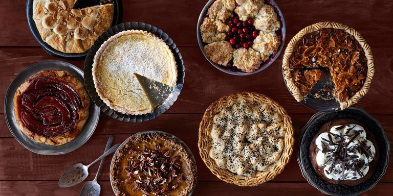 Polly'S Pies Thanksgiving Dinner  40 Best Thanksgiving Pies Recipes and Ideas for