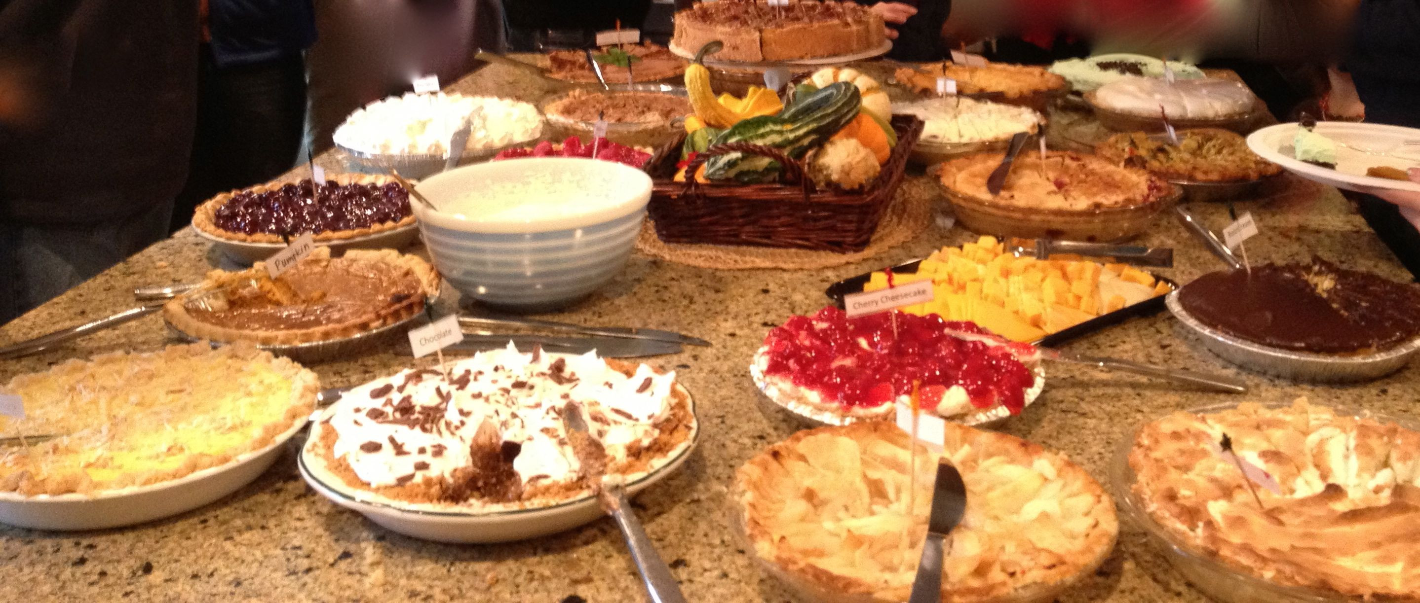Polly'S Pies Thanksgiving Dinner  Delicious Numbers