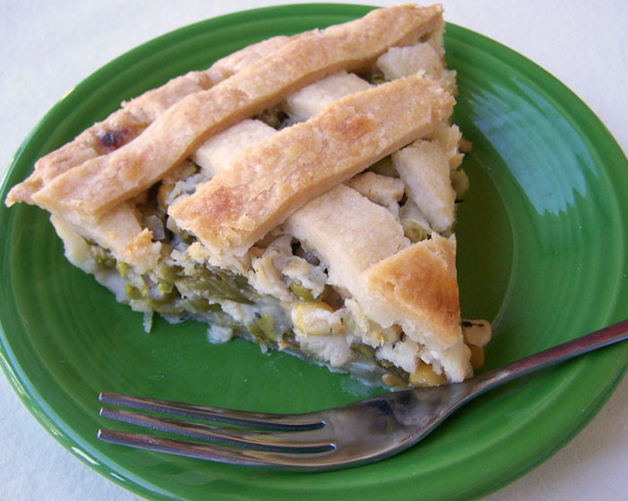 Polly'S Pies Thanksgiving Dinner  Chicken Dinner Pie Recipe Back to the Cutting Board