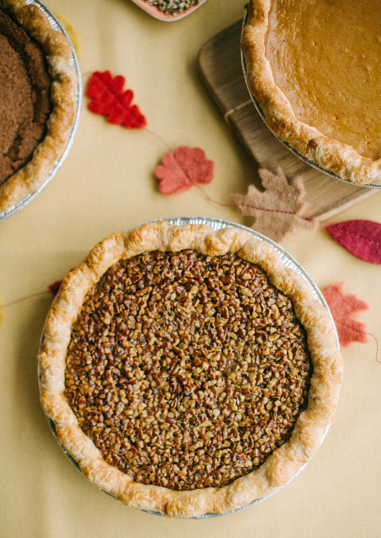 Polly'S Pies Thanksgiving Dinner To Go  11 Places to Order Thanksgiving To Go A Whipped Cream