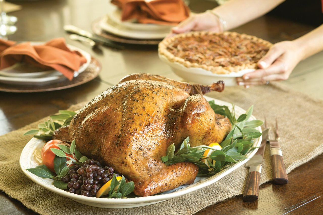 Polly'S Pies Thanksgiving Dinner To Go  Where to Get Thanksgiving Dinner To Go in Houston