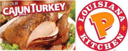 Popeyes Thanksgiving Turkey 2019  price of popeyes family meals