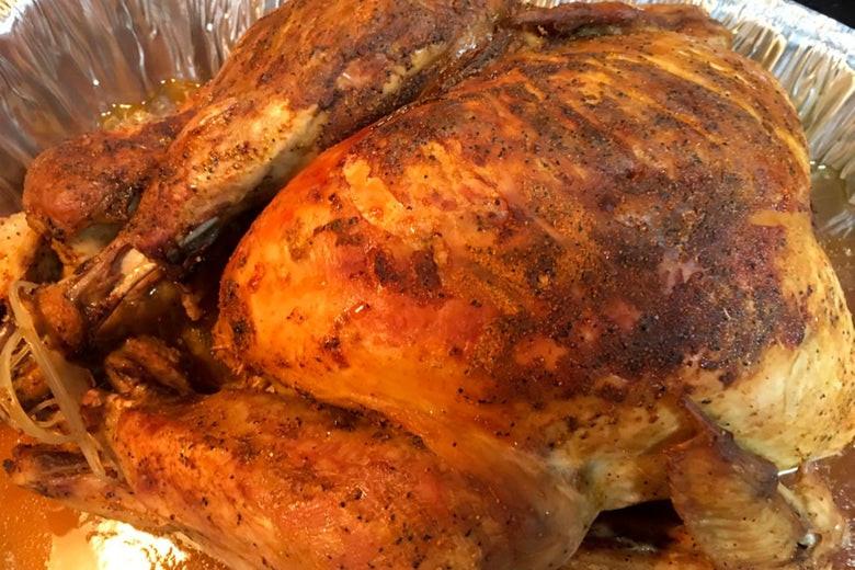 Popeyes Thanksgiving Turkey 2019  Popeyes and Bojangles' Thanksgiving turkeys Are they any