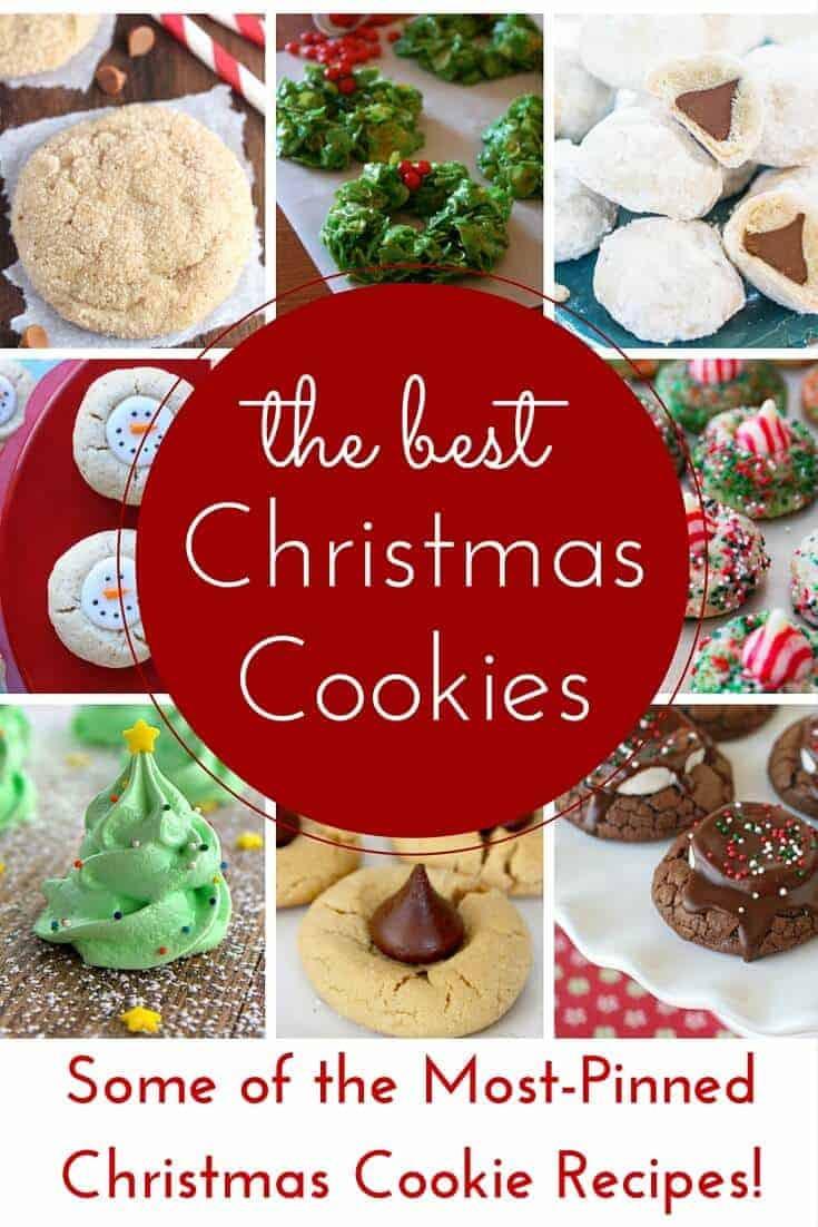 Popular Christmas Cookies  The Best Christmas Cookies on Pinterest Princess Pinky Girl