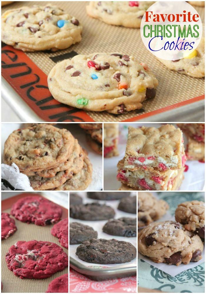 Popular Christmas Cookies  Favorite Christmas Cookies Picky Palate