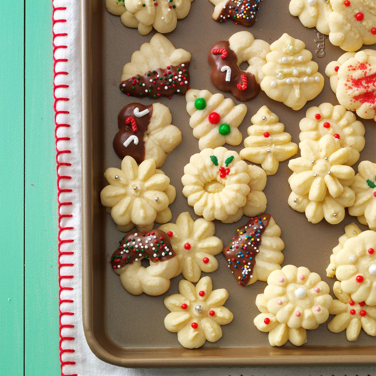 Popular Christmas Cookies  150 of the Best Christmas Cookies Ever