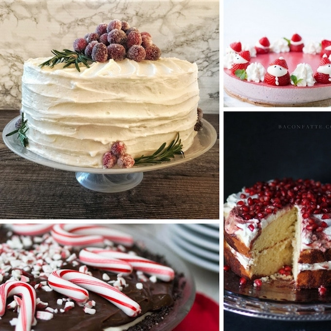 Popular Christmas Desserts  29 Best Christmas Dessert Recipes