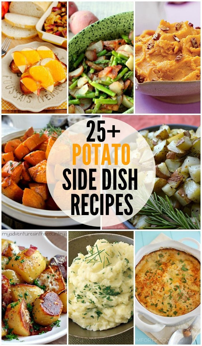 Potatoes Thanksgiving Side Dishes  17 Best images about Thanksgiving Ideas on Pinterest