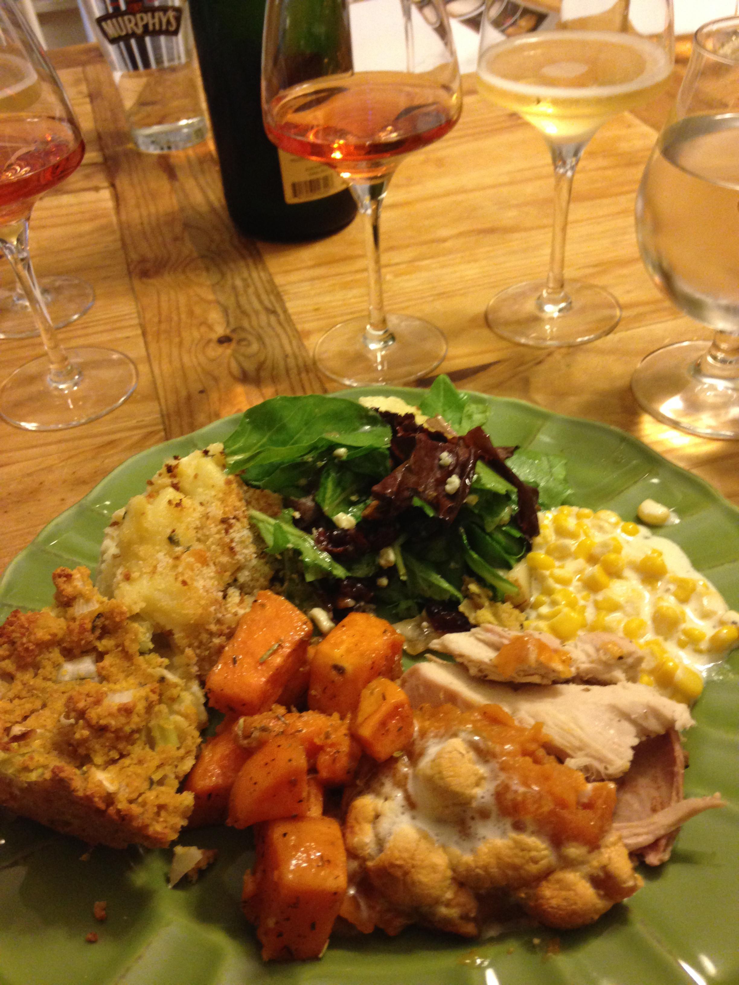 Pre Made Turkey For Thanksgiving  A Fantastic Pre Thanksgiving Dinner