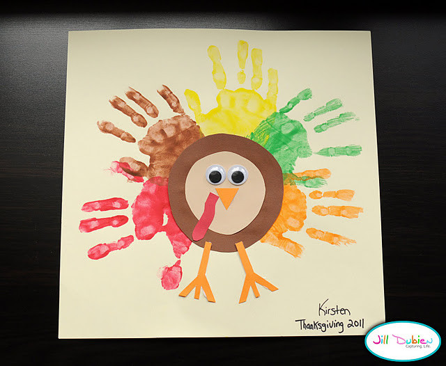 Pre Made Turkey For Thanksgiving  Thanksgiving Pre K Pack Over The Big Moon
