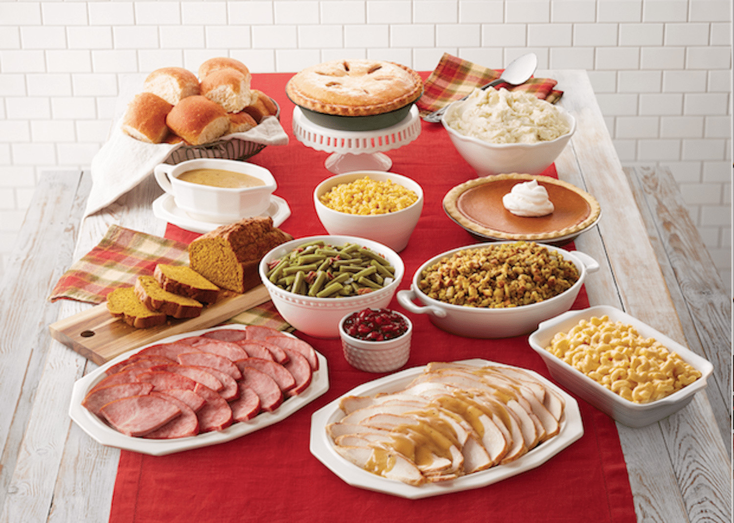 Pre Made Turkey For Thanksgiving  Pre Made Thanksgiving Meal From Bob Evans Simplemost