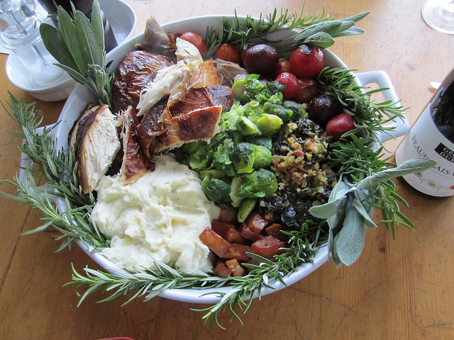 Premade Christmas Dinner  Where to Get Pre Made Thanksgiving Dinner in San Francisco