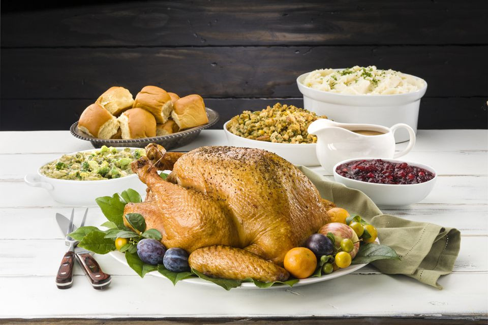 Premade Christmas Dinner  Where to Buy Prepared Thanksgiving Meals in Phoenix