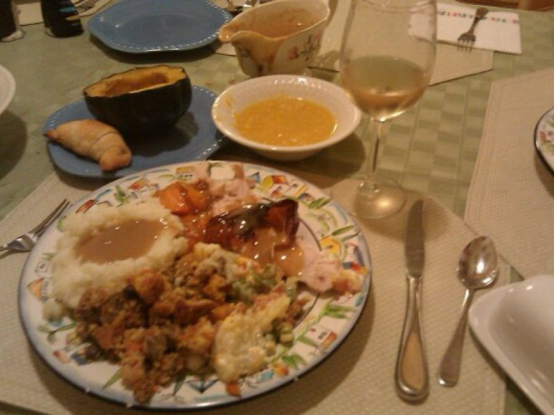 Premade Christmas Dinner  No Time Pre Made Thanksgiving Dinner Could Be The Way To