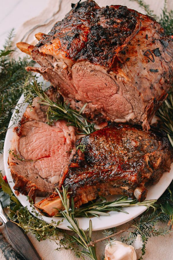 Prime Rib Christmas Dinner Menu  Best 25 Christmas Dinner Menu ideas on Pinterest