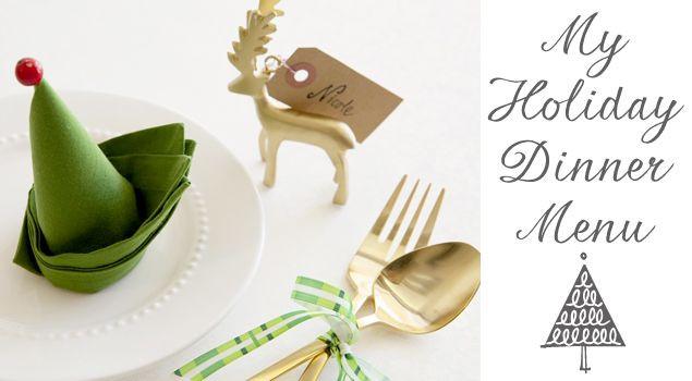 Prime Rib Christmas Dinner Menu  My Holiday Dinner Menu…Including Foolproof Prime Rib