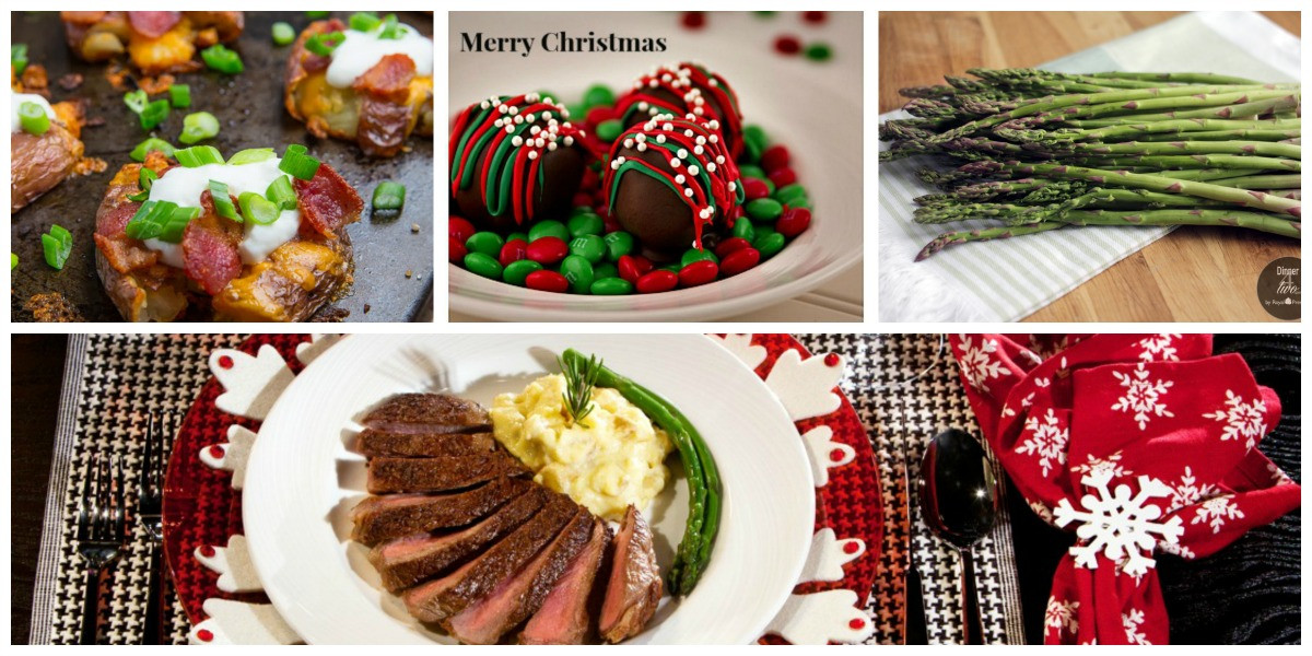 Prime Rib Christmas Dinner Menu  Stove Top Prime Rib Dinner 4 Two