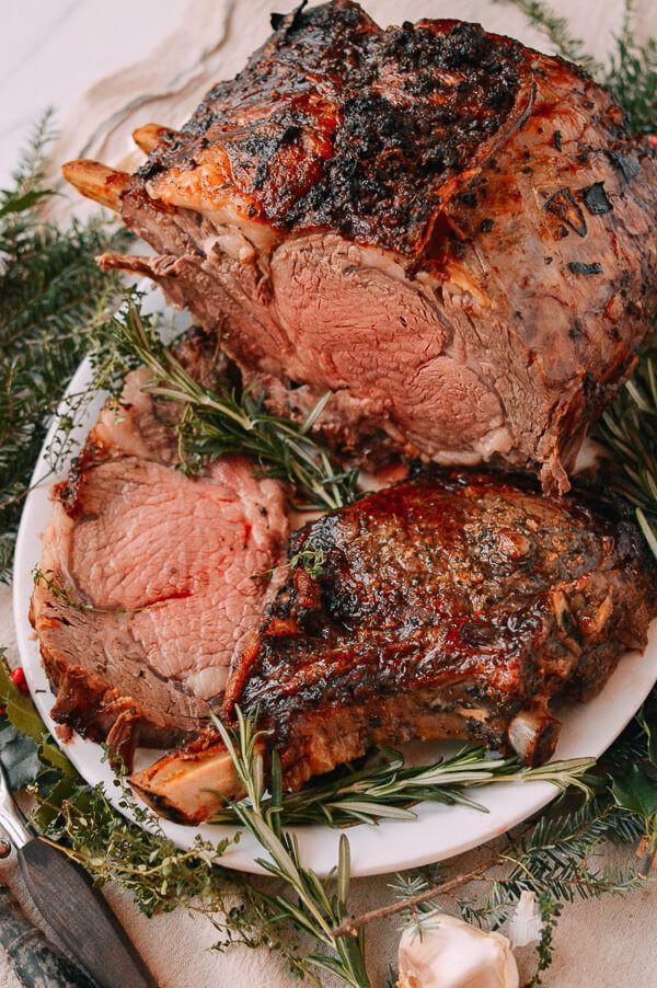 Prime Rib Christmas Dinner Menus  Best 25 Christmas Dinner Menu ideas on Pinterest