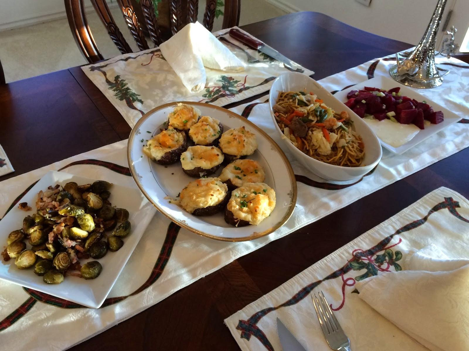 Prime Rib Sides For Christmas Dinner  TASTE OF HAWAII CHRISTMAS PRIME RIB DINNER AT HOME