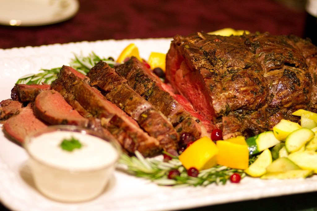 Prime Rib Sides For Christmas Dinner  What s The Most Popular Christmas Dish in Your State