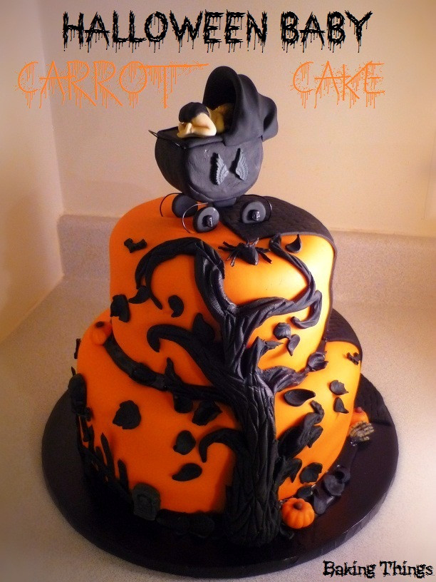 Publix Halloween Cakes  Halloween Baby Carrot Cake