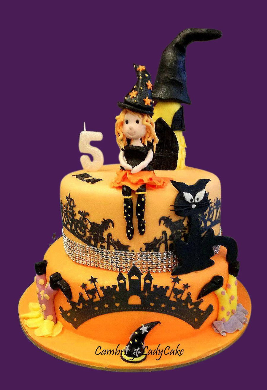 Publix Halloween Cakes  Halloween Birthday Cake CakeCentral